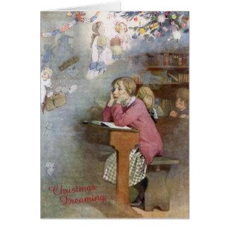 Het Dromen van Kerstmis - Eer C Appleton Briefkaarten 0