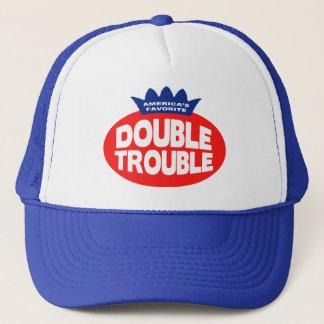 Het dubbele Pet van het Probleem