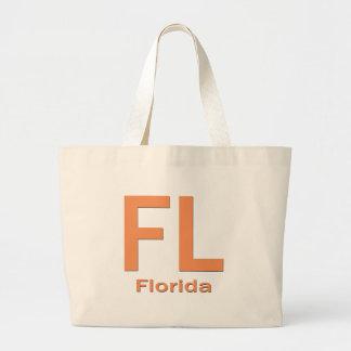 Het duidelijke sinaasappel van FL Florida Tas