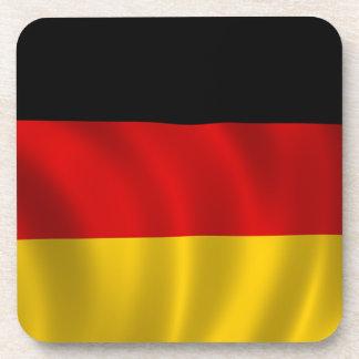 Het Duitse Duitse Symbool Europees Europa van de Bier Onderzetter
