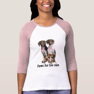 Het Duitse Kortharige Overhemd van de Dames van T Shirt