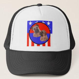 Het Duo van de Mastiff van de stier Trucker Pet