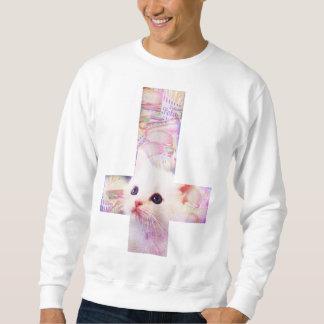 Het DwarsSweatshirt van de hamburger Trui