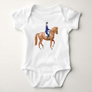 Het Één stuk van het Baby van het Paard van de Romper