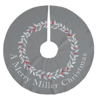 Het eenvoudige Ontwerp van de Kroon van Kerstmis - Kerstboom Rok