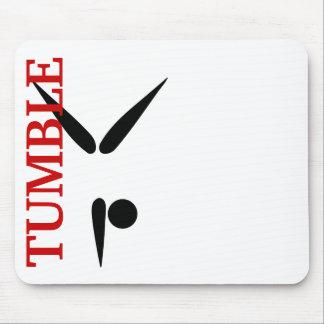 Het eenvoudige Symbool van de Gymnastiek van de Tu Muismat
