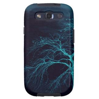 Het eenzame Hoesje van de Melkweg S van boomSamsun Samsung Galaxy S3 Covers