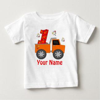 Het eerste Gepersonaliseerde Overhemd van de T-shirt