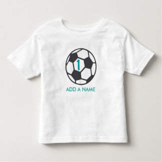Het eerste Overhemd van de Bal van het Voetbal van Kinder Shirts