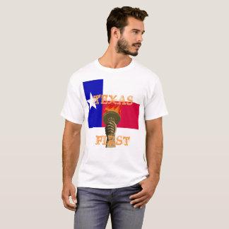 Het Eerste Overhemd van Texas T Shirt