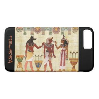 Het Egyptische Hoesje van iPone van de Naam van