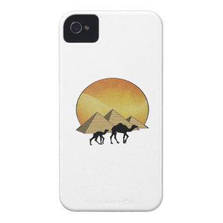 Het Egyptische Overgaan iPhone 4 Hoesje
