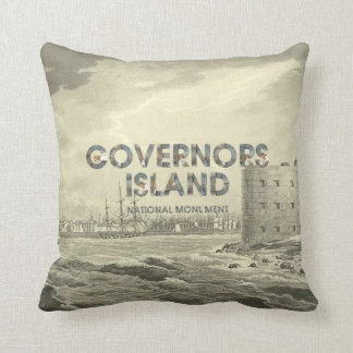 Het Eiland van Gouverneurs ABH Sierkussen