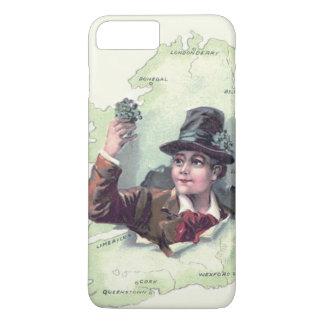 Het Eiland van Ierland van de Klaver van de iPhone 8/7 Plus Hoesje