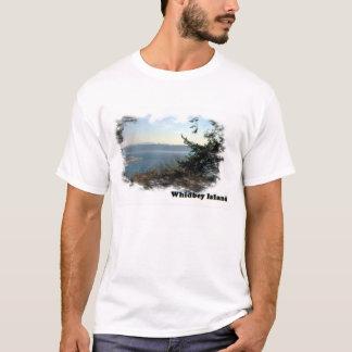 Het Eiland van Whidbey waterscape T Shirt