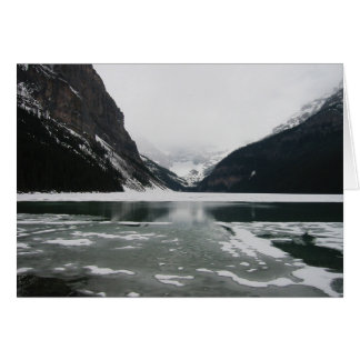 Het Eind van de winter, Meer Louise Kaart