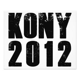 Het Einde Joseph Kony van Kony 2012 Fullcolor Folder