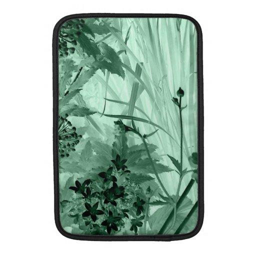 Het elegant-groene Sleeve van de Lucht Macbook MacBook Air Beschermhoes