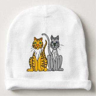 Het elegante Baby Beanie van Katten Baby Mutsje