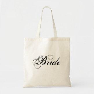 Het elegante Canvas tas van de Bruid