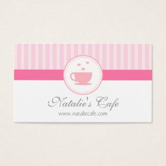 Het elegante, Elegante, Zoete Huis van het Roze, Visitekaartjes