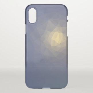 Het elegante en Moderne Design van Geo - Eeuwige iPhone X Hoesje