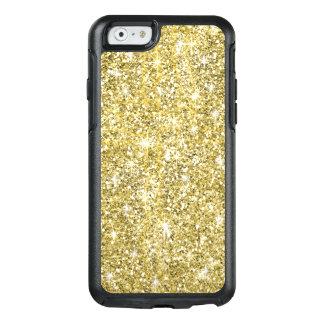 Het elegante Goud schittert iPhone 6 van Otterbox
