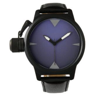 Het elegante Grijze Ontwerp van het Horloge van de