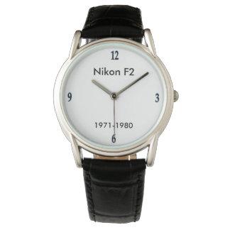 Het elegante Horloge van de Ventilator van Nikon