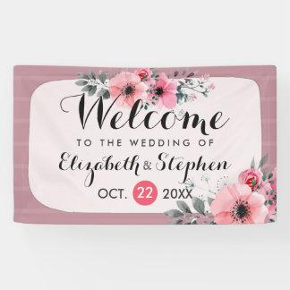 Het elegante Onthaal van het Huwelijk van het