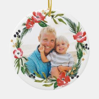 Het elegante Ornament van de Vakantie van de