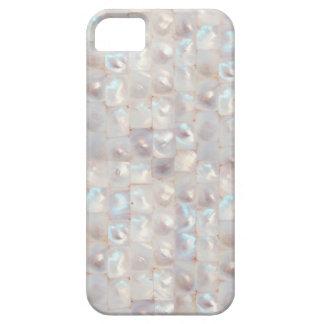 Het elegante Patroon van het Mozaïek van de Moeder Barely There iPhone 5 Hoesje