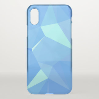 Het elegante & Schone Design van Geo - het Lot van iPhone X Hoesje