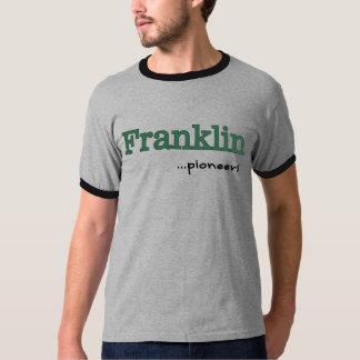 Het Elementaire BasisT-shirt van Franklin T Shirt