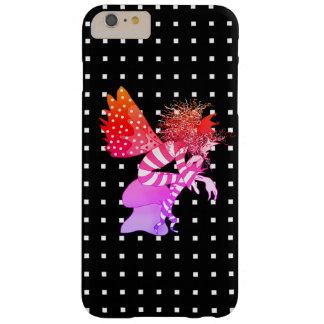 Het Elf van de Gloed van het neon op de Barely There iPhone 6 Plus Hoesje