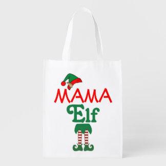 Het Elf van mamma's Boodschappentassen