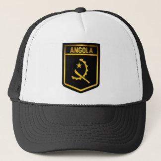 Het Embleem van Angola Trucker Pet