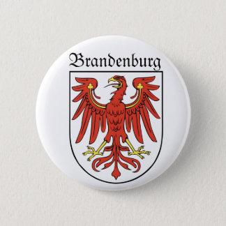 Het Embleem van Brandenburg Ronde Button 5,7 Cm