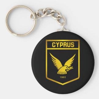 Het Embleem van Cyprus Sleutelhanger