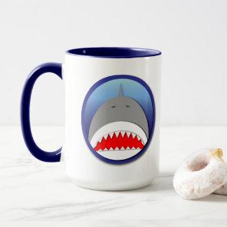Het Embleem van de haai Mok