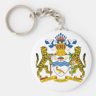 het embleem van Guyana Sleutelhanger