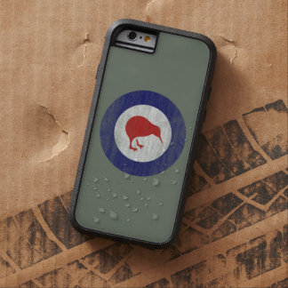 Het embleemiPhone 6 van Nieuw Zeeland Taai geval Tough Xtreme iPhone 6 Hoesje