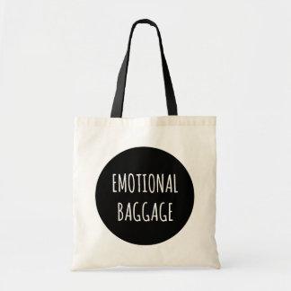 Het emotionele Bolsa van de Cirkel van de Bagage Budget Draagtas