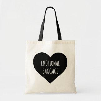 Het emotionele Bolsa van het Hart van de Bagage Draagtas