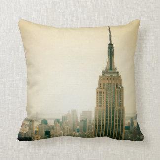 Het Empire State Building Sierkussen