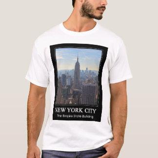 Het Empire State Building van de Horizon NYC, T Shirt