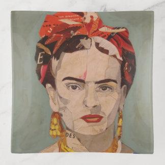Het Engelse Portret Coyoacán van Frida Kahlo Sierschaaltjes
