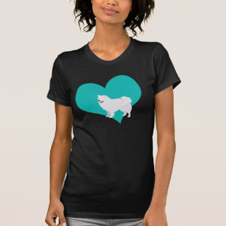 Het eskimo Overhemd van de Liefde T Shirt