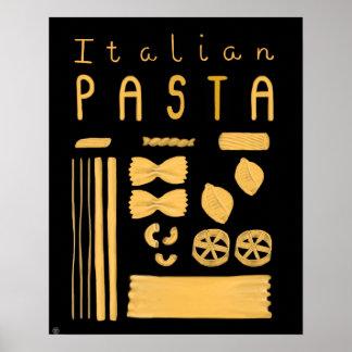 Het essentiële Poster van Italië - Italiaanse Deeg