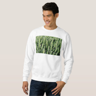Het Esthetische Sweatshirt van cactussen
